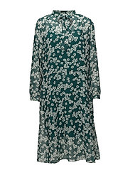 Merritt ls dress aop 9696 - DAISY