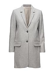 Mel jacket 9930 - GREY MEL.