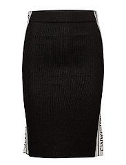 Irina skirt 3517 - BLACK