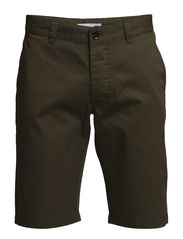 Balder shorts 2414 - OLIVE NIGHT