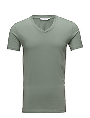 MARIAN MALE V-NECK BASIC 273 - CHINOIS GREEN