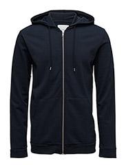 Enno zip hoodie 7057 - TOTAL ECLIPSE