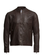 Krede jacket 2746 - DARK BROWN