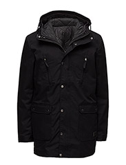 Beaufort jacket 3955 - BLACK