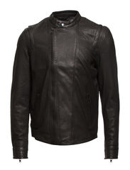 Saito jacket 2746 - BLACK
