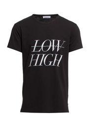 Lowhigh o-n ss 2586 - BLACK