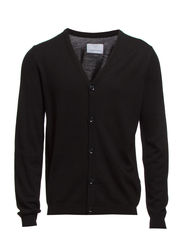 Loke cardigan 3111 - BLACK