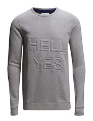 Sukie hell yes o-n 5735 - GREY MEL.