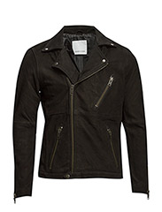 Dice jacket 6087 - BLACK