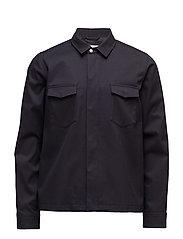 Aran jacket 3606 - DARK SAPPHIRE