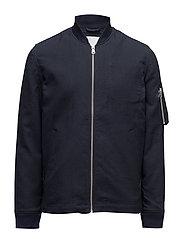 Calvin jacket 7981 - DARK SAPPHIRE