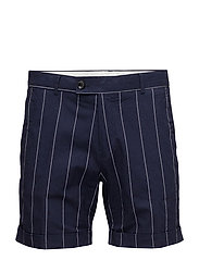 Laurent shorts fold up 7997 - INDIGO ST