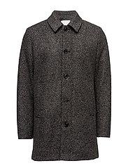 Kenpo jacket 8222 - BLACK MEL.