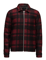 Madmax jacket 8225 - HIGH RISK RED