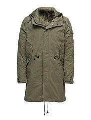 Marconi jacket 8231 - DUSTY OLIVE
