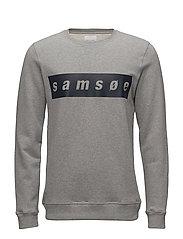 Samsoe o-n ls 9461 - GREY MEL.