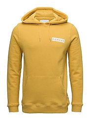 Samsoe hoodie 9461 - LEMON CURRY