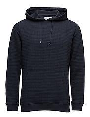 Ledger hoodie 9463 - DARK SAPPHIRE