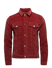 Laust jacket 9852 - BRICK RED