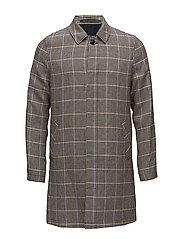 Belek jacket 9854 - BLACK CHECK