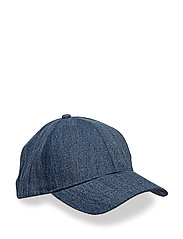 Weldon cap 9653 - DARK BLUE DENIM