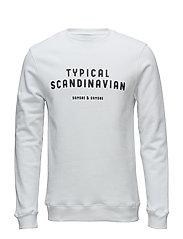Scandinavian o-n ls 9461 - WHITE