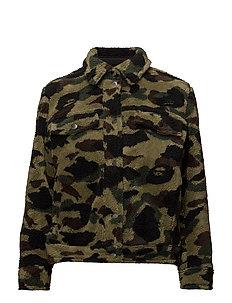 Colly jacket aop 8314 - CAMO