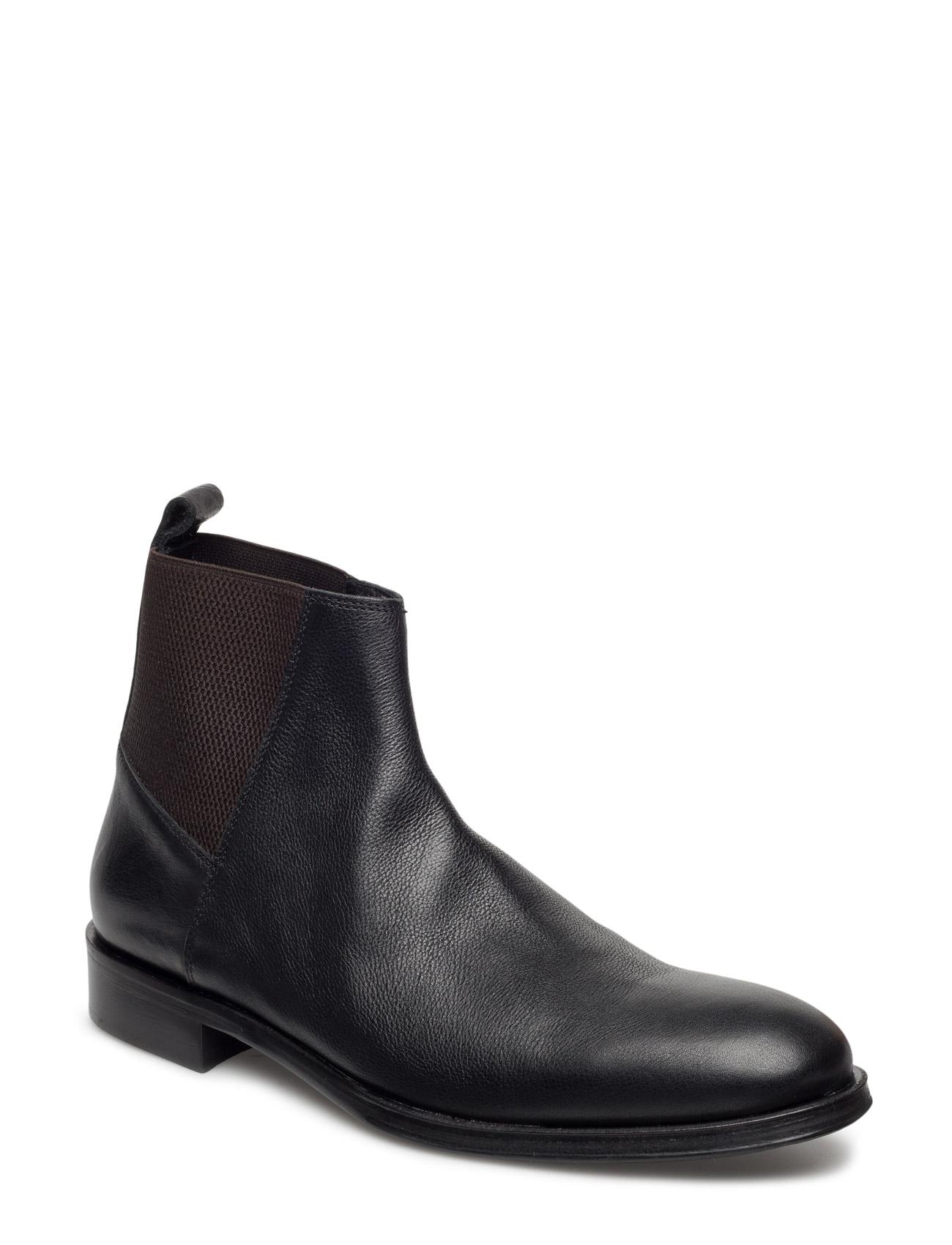 Footwear Mw - F211 SAND Støvler til Mænd i Sort