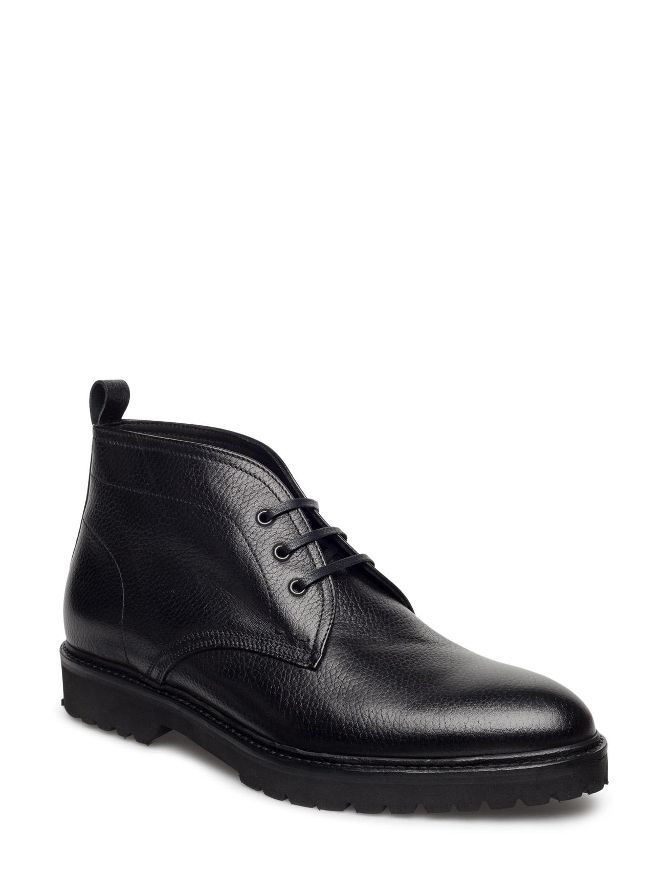 Footwear Mw - F220 SAND Casual sko til Mænd i Sort