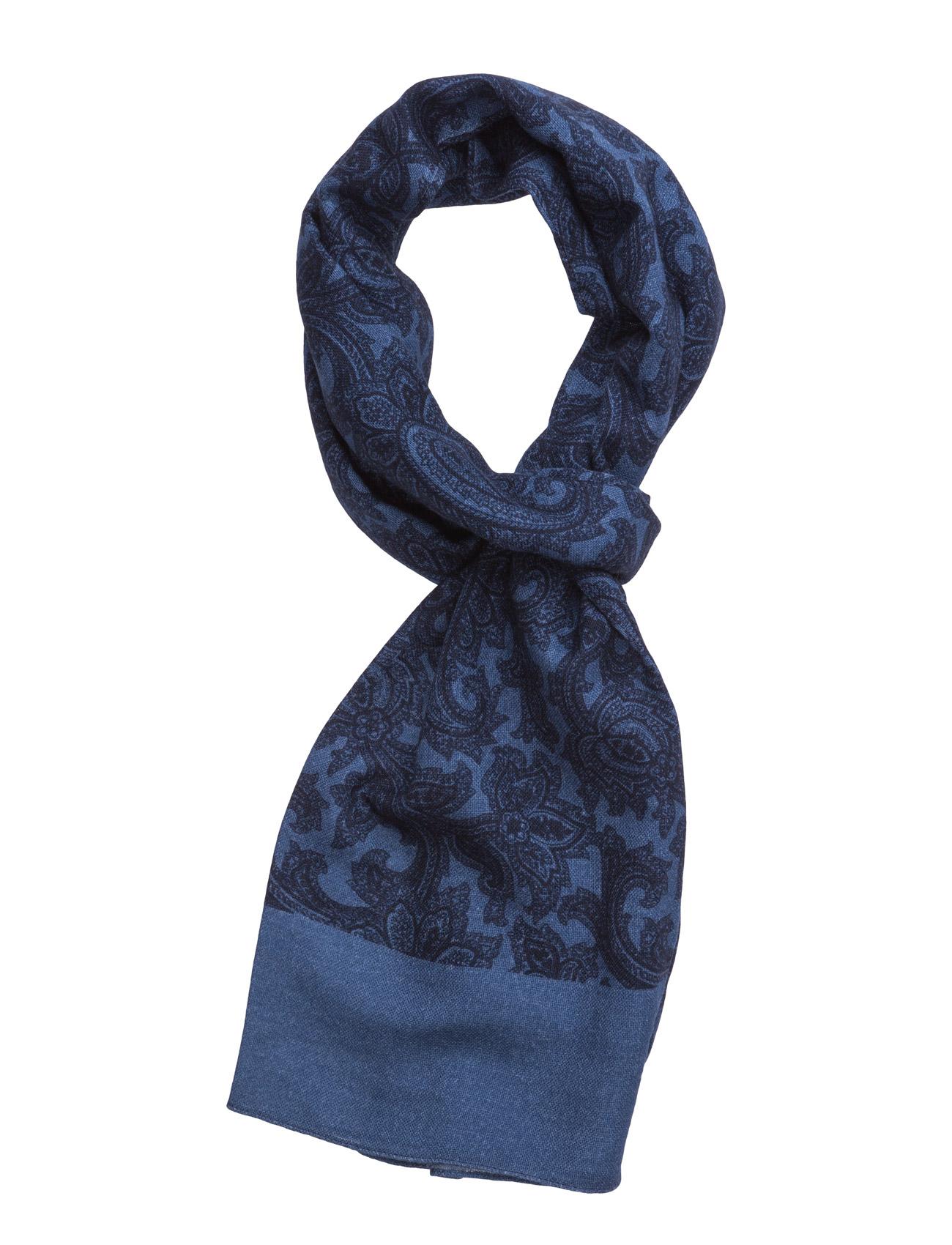 Scarf Mw - S125  170 Cm X 19 Cm SAND Halstørklæder til Herrer i Medium Blå