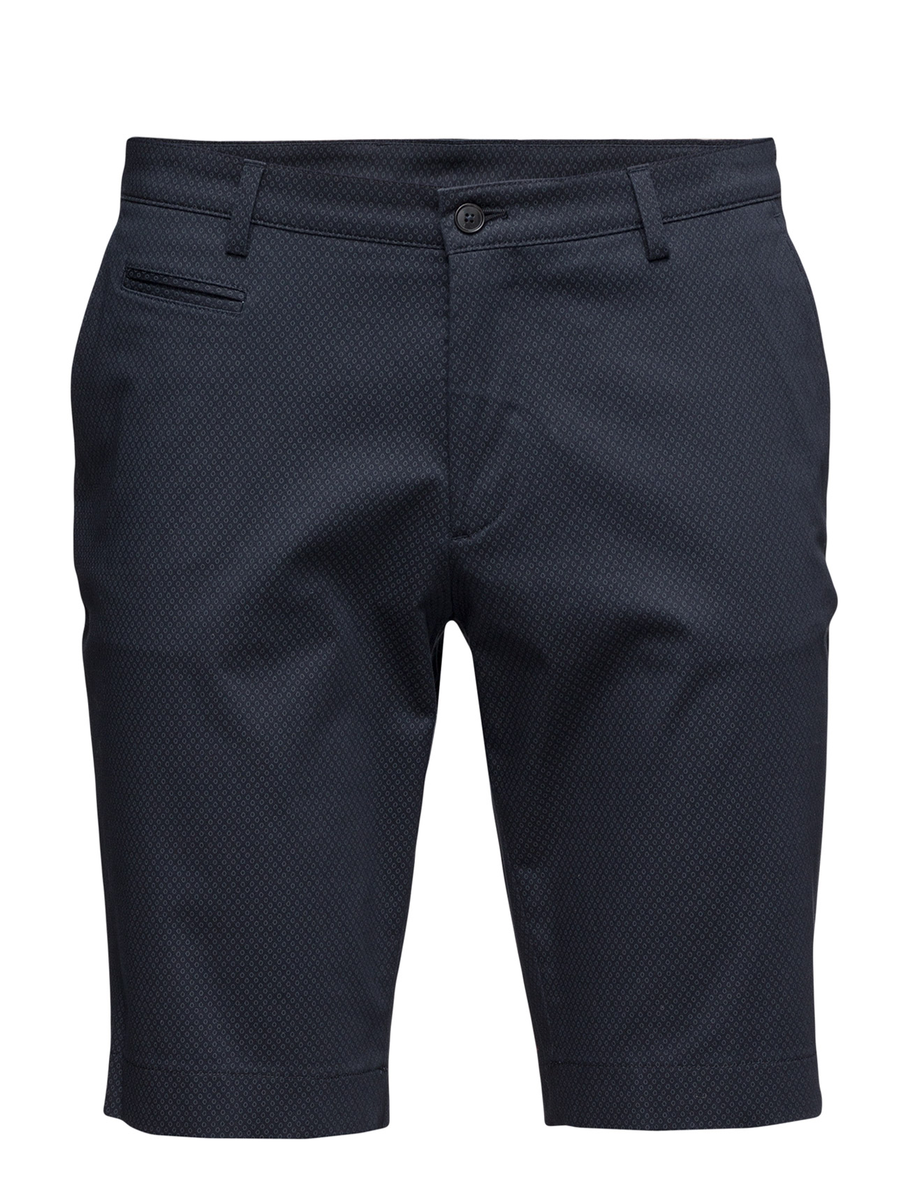 2437 - Dolan Shorts SAND Bermuda shorts til Herrer i Navy blå