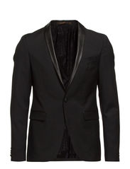 Mohair Tux - Ringo SJ Normal - Black