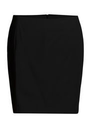 Hepburn - Pencil Short - Black