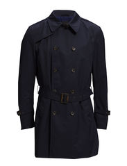 Techno Cotton - Trench B - Medium Blue