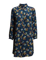 3007 - Asia Dress - Pattern