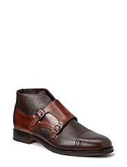 Footwear Refined - F155 - Dark Brown