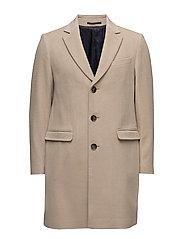 Cashmere Coat - Sultan New - LIGHT CAMEL