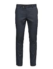 Cashmere Cotton C - Paul 8 R Normal - MEDIUM BLUE