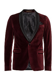 Velvet RC - Ringo SJ Normal - DARK RED