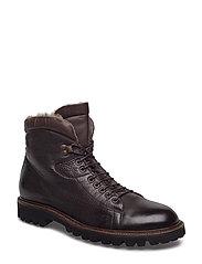 Footwear MW - F284 - DARK BROWN