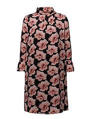 Rose Crepe - Prosa 3 Dress - PINK