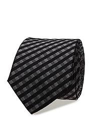 Ties 6 cm - T215 - BLACK