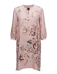 3599 New - Dinora Dress - PINK