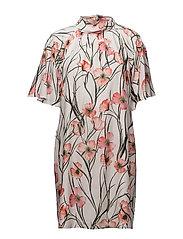 3138 - Prosa Sleeve Dress - PATTERN