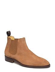 Footwear MW - F296 - DARK CAMEL