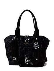 Shopper Bag A4 - black