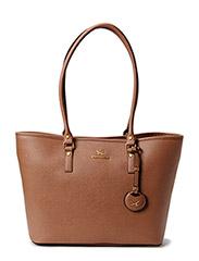 Shopper Bag A4 - taupe