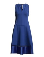 MOVE dress sl. less - galactic blue