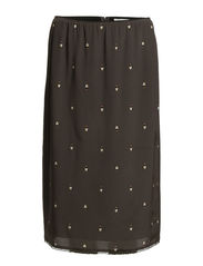 DESIRE skirt - gunmetal grey