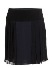 LIBERAL CHARM skirt - midnight navy